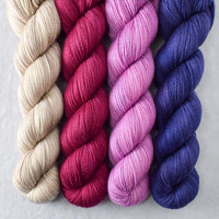 Special Edition 444 - Miss Babs Yummy 2-Ply Quartet