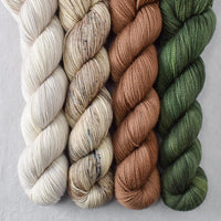 Special Edition 448 - Miss Babs Yummy 2-Ply Quartet