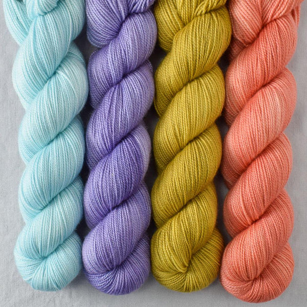 Special Edition 493 - Miss Babs Yummy 2-Ply Quartet