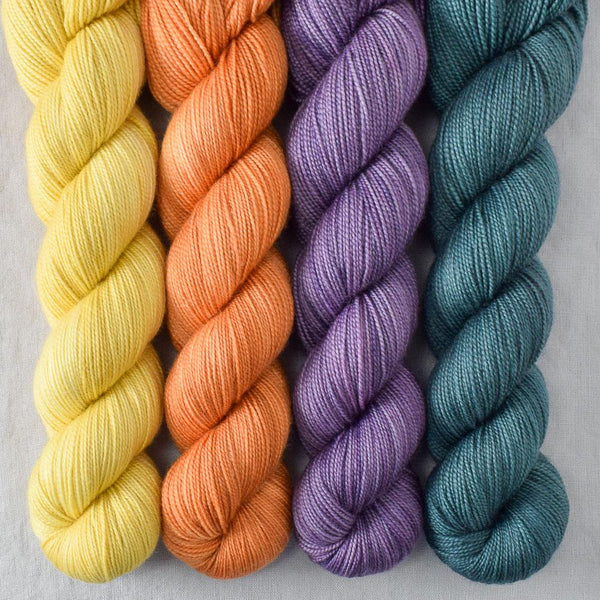 Special Edition 497 - Miss Babs Yummy 2-Ply Quartet
