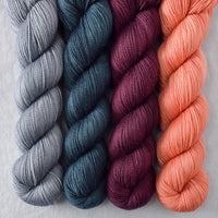 Special Edition 503 - Miss Babs Yummy 2-Ply Quartet