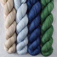 Special Edition 511 - Miss Babs Yummy 2-Ply Quartet