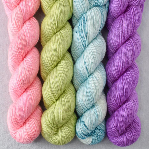 Special Edition 519 - Miss Babs Yummy 2-Ply Quartet