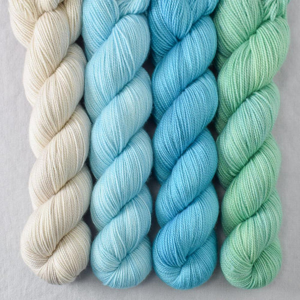 Special Edition 537 - Miss Babs Yummy 2-Ply Quartet