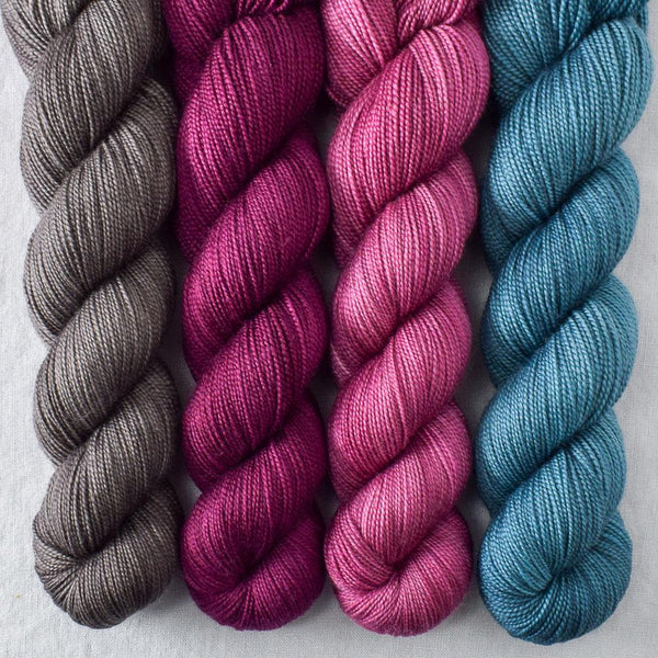 Special Edition 543 - Miss Babs Yummy 2-Ply Quartet