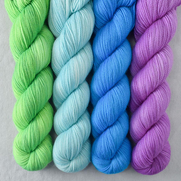 Special Edition 547 - Miss Babs Yummy 2-Ply Quartet