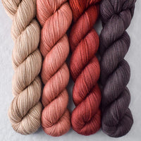 Special Edition 549 - Miss Babs Yummy 2-Ply Quartet
