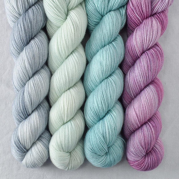 Special Edition 551 - Miss Babs Yummy 2-Ply Quartet