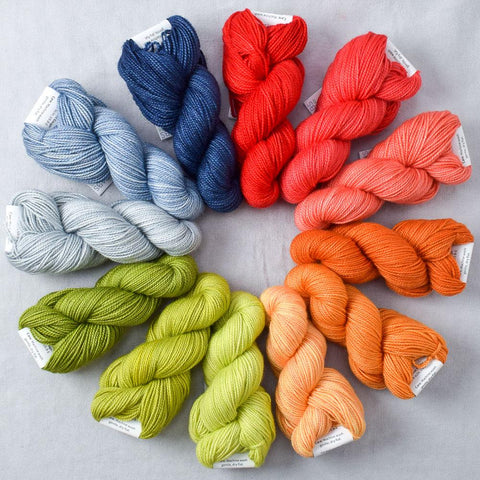 Special Edition 60 - Miss Babs Crown Wools Set