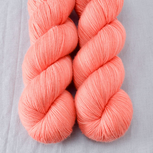 Spicy Papaya - Miss Babs Keira yarn