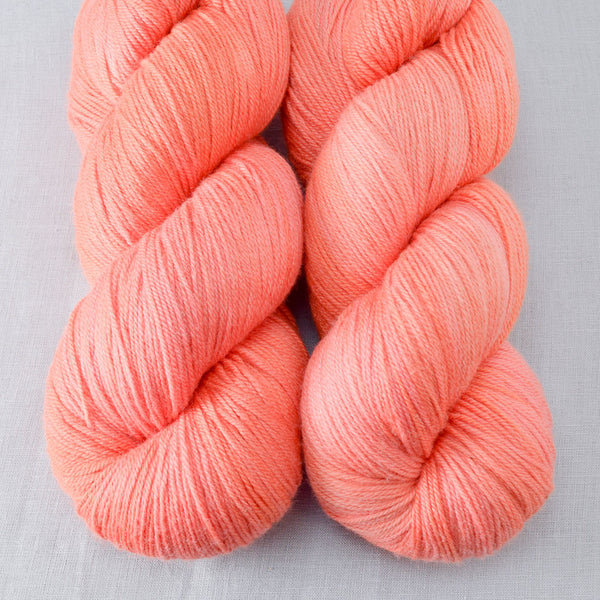 Spicy Papaya - Miss Babs Killington yarn
