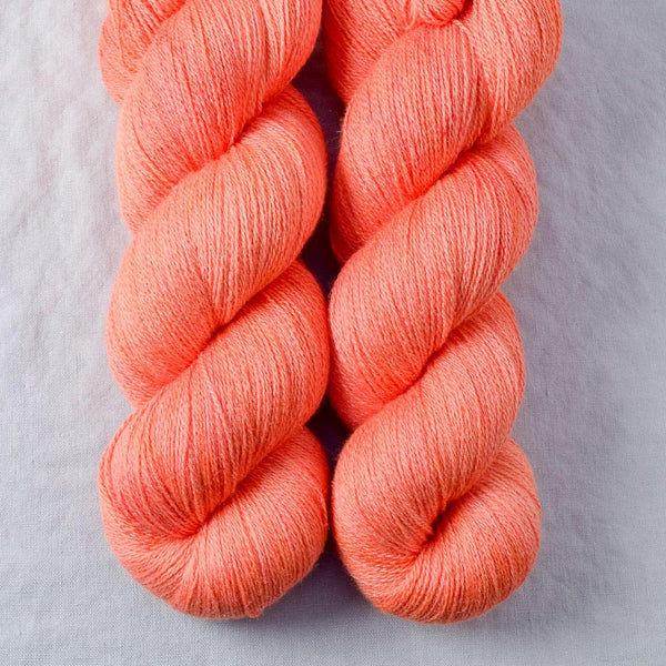 Spicy Papaya - Miss Babs Yearning yarn