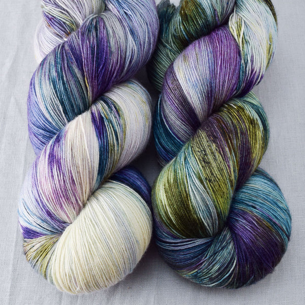 Spread Your Wings - Miss Babs Katahdin yarn