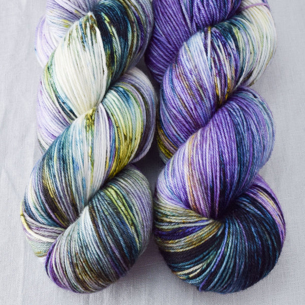 Spread Your Wings - Miss Babs Yowza yarn