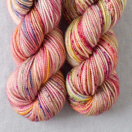 Spring Flowers - Miss Babs 2-Ply Toes yarn