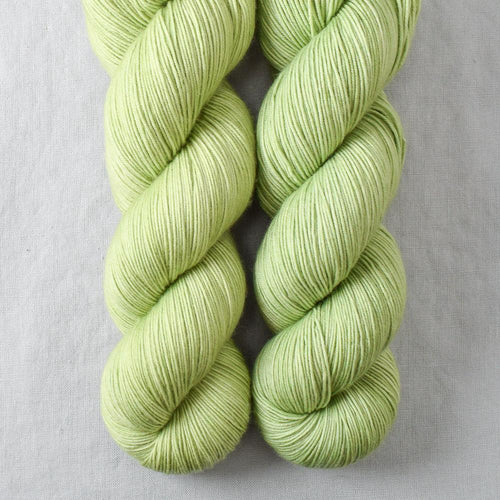 Spring Green - Miss Babs Keira yarn