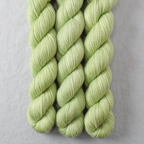 Spring Green - Miss Babs Yowza Mini yarn