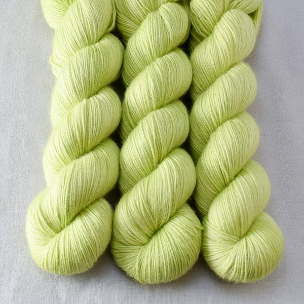 Spring Lettuce - Miss Babs Northumbria Fingering yarn
