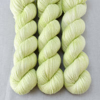 Spring Lettuce - Miss Babs Yet yarn