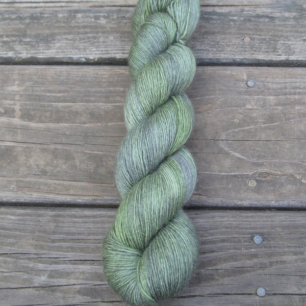 Spruce - Miss Babs Northumbria Fingering Yarn