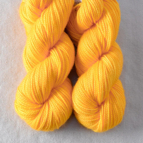 Squash Blossom - Miss Babs 2-Ply Toes yarn