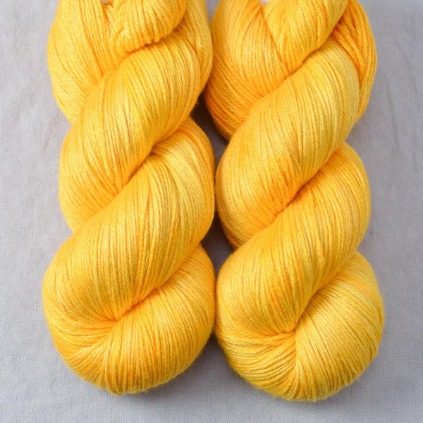 Squash Blossom - Miss Babs Big Silk yarn