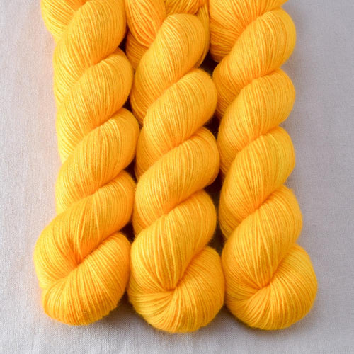 Squash Blossom - Miss Babs Northumbria Fingering yarn