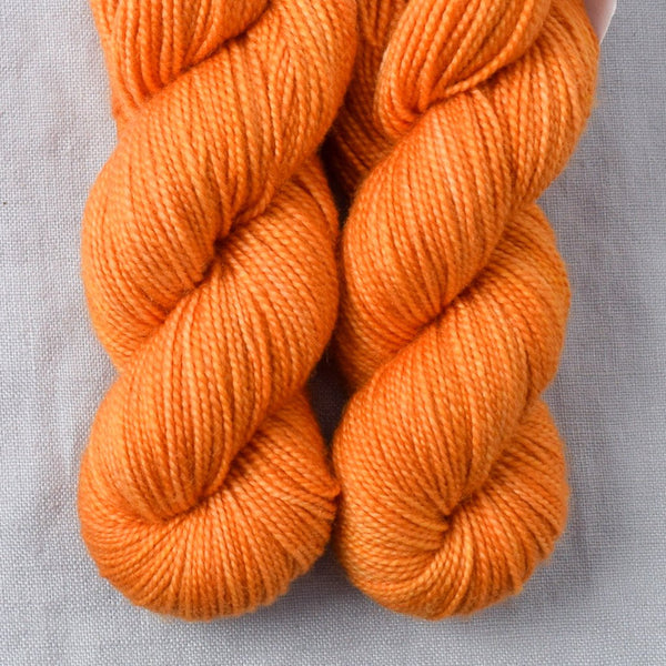 Sugar Maple 4 - Miss Babs 2-Ply Toes yarn