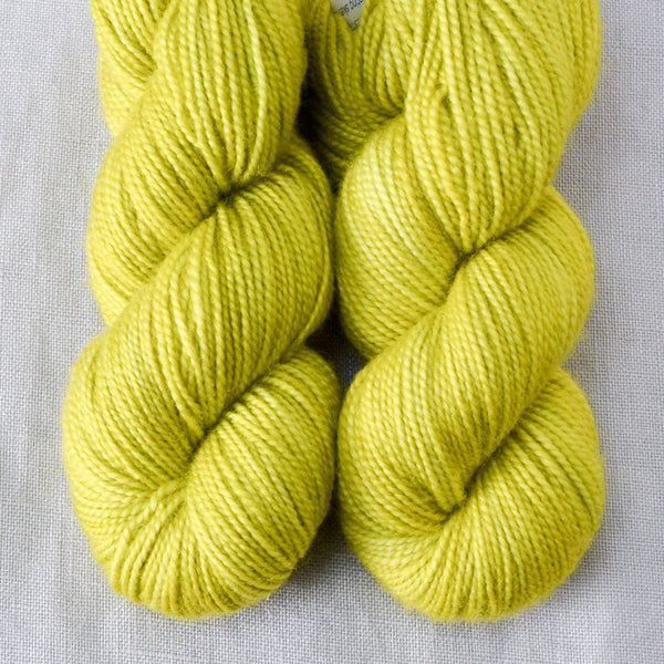 Sugar Maple 6 - Miss Babs 2-Ply Toes yarn