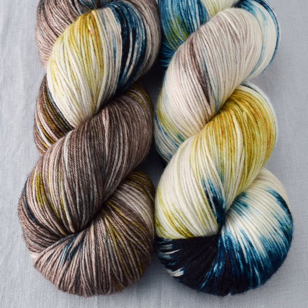 Surprise - Miss Babs Yowza yarn