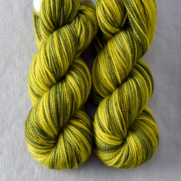 Swamp Thang - Miss Babs 2-Ply Toes yarn