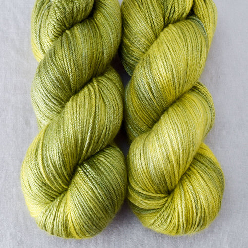 Swamp Thang - Miss Babs Big Silk yarn