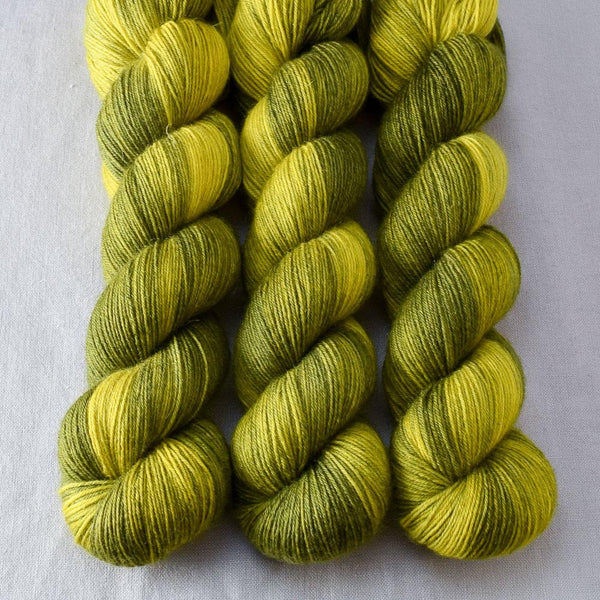 Swamp Thang - Miss Babs Northumbria Fingering yarn
