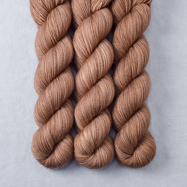 Sweet Chocolate - Miss Babs Yummy 2-Ply yarn