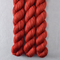 Turkey Red  - Miss Babs Yowza Mini yarn