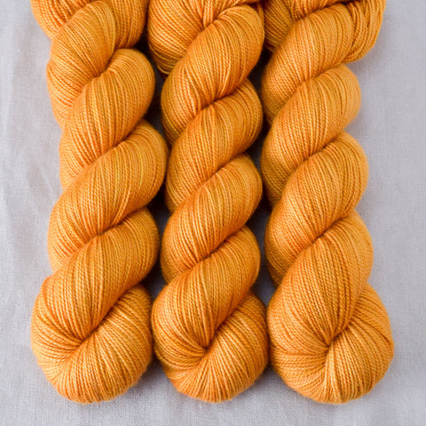 Turmeric - Miss Babs Yummy 2-Ply yarn
