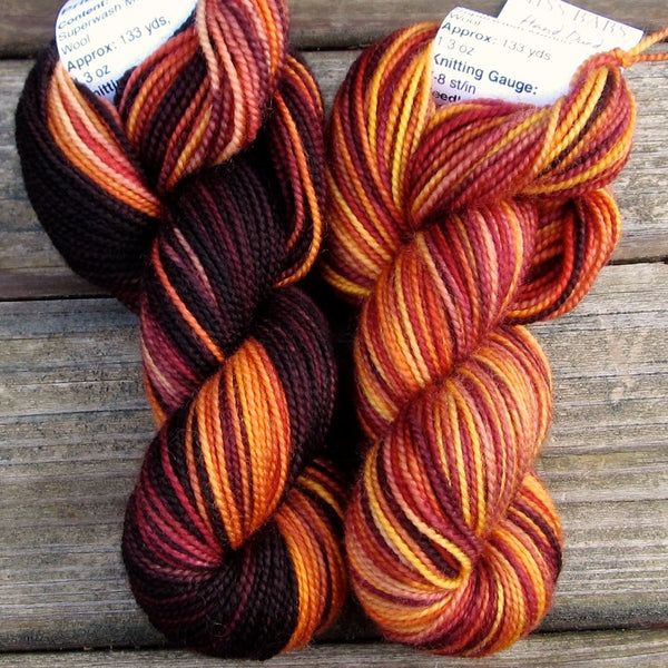 Tuscany - 2-Ply Toes - Babette