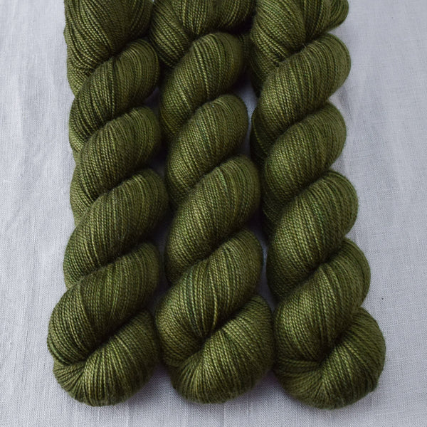 Verdigris - Miss Babs Yummy 2-Ply yarn