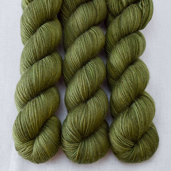 Verdigris - Miss Babs Yummy 3-Ply yarn