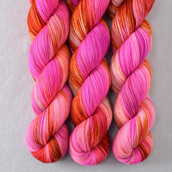 Verrassing - Miss Babs Putnam yarn