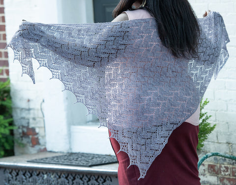 Vineyard Shawl