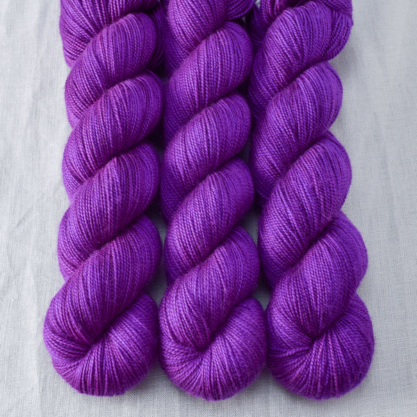Violaceous - Miss Babs Yummy 2-Ply yarn