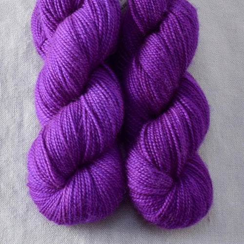 Violaceous - Miss Babs 2-Ply Toes yarn
