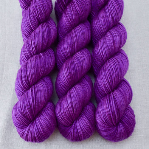 Violaceous - Miss Babs Yummy 3-Ply yarn