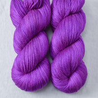 Violaceous - Miss Babs Big Silk yarn
