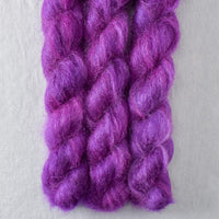 Violaceous - Miss Babs Moonglow yarn