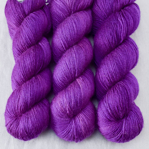 Violaceous - Miss Babs Northumbria Fingering Yarn