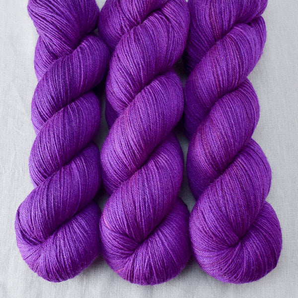 Violaceous - Miss Babs Tarte yarn