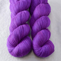 Violaceous - Miss Babs Yearning yarn