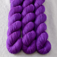 Violaceous - Miss Babs Yet yarn